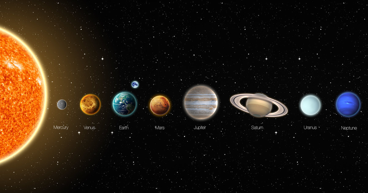 an overview of the planets and the solar system