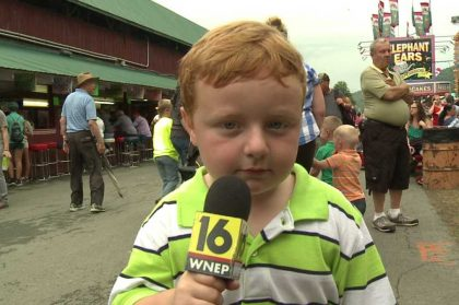 """""""Apparently"""" This Kid is Awesome, Noah Ritter's Interview"""